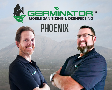 Phoenix, Arizona is Now Protected by Germinator Mobile Sanitizing & Disinfecting