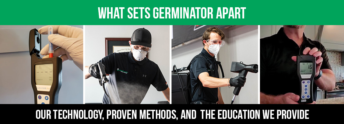 Germinator Uses Proven Methods, Technology, and Educates Clients