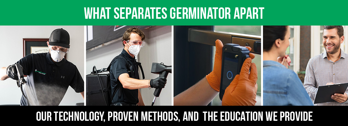Germinator's New Services Can Be Up To 99.99999% Efficient