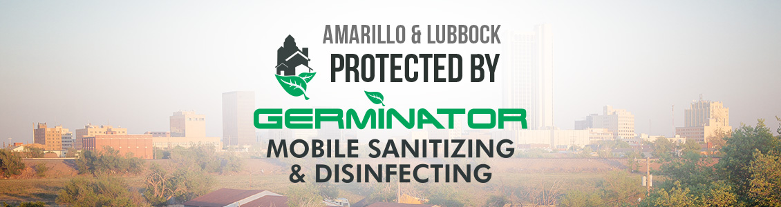 Amarillo and Lubbock are Now Protected by Germinator