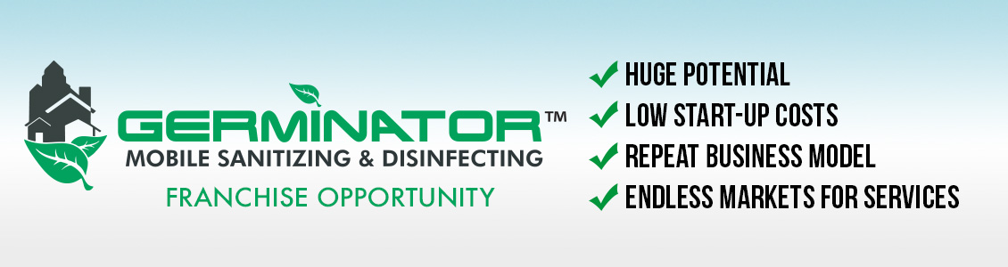 Benefits of Starting a Germinator Franchise are its Huge Potential, Low Start-Up Costs, Repeat Business Model, Endless Markets for Service